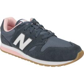 Marinha Sapatos New Balance em WL520CH