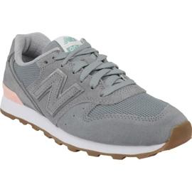 Cinza Sapatos New Balance em WR996FSB