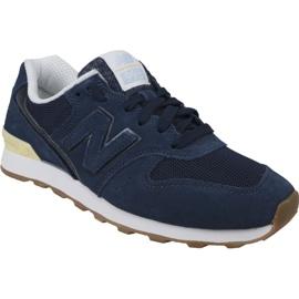 Sapatos New Balance em WR996FSC marinha