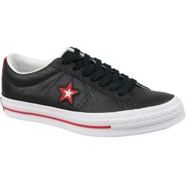 Sapatos Converse One Star M 161563C preto