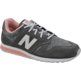 Cinza Sapatos New Balance em WL520TLB