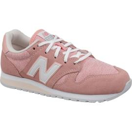 Sapatos New Balance W WL520TLC rosa -de-rosa