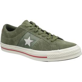 Converse Uma Estrela Shoes 163198C verde