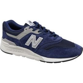 Sapatos New Balance M CM997HCE marinha