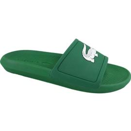 Chinelos Lacoste Croco Slide 119 1 M 737CMA00181R7 verde