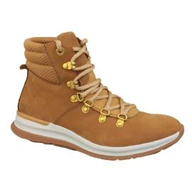 Sapatos Caterpillar Memory Lane em P310659 marrom