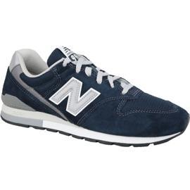New Balance M CM996BN sapatos azul marinho marinha