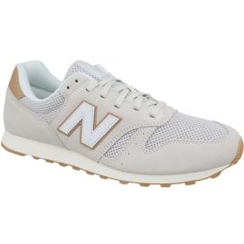 Sapatos New Balance M ML373NBC cinza