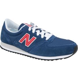 New Balance M U420MTR sapatos azul marinho marinha