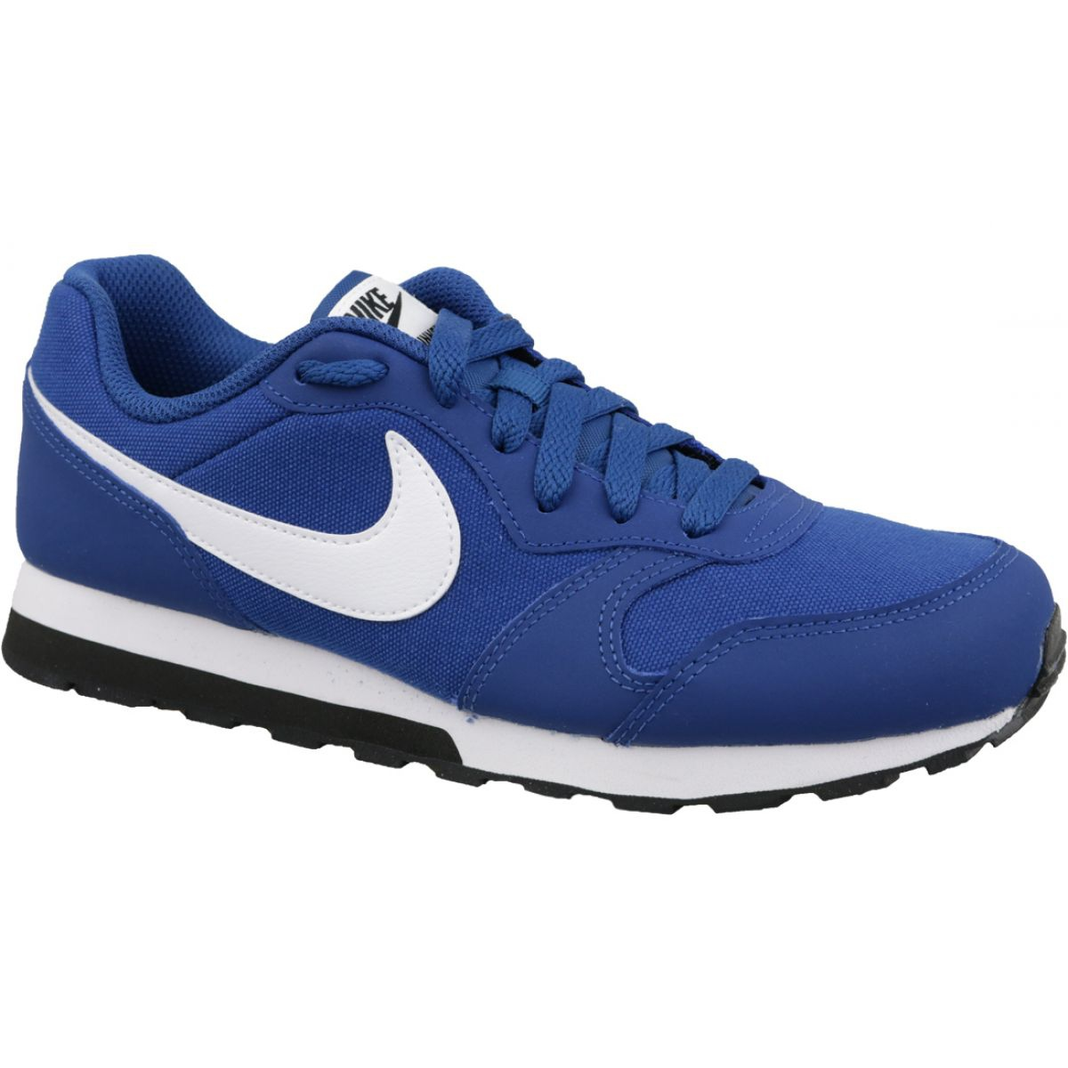 Sapatilhas Nike Md Runner 2 Gs Jr 807316 411 azul