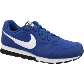 Sapatilhas Nike Md Runner 2 Gs Jr 807316-411 azul