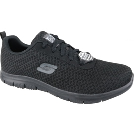 Sapatos Skechers Ghenter Bronaugh W 77210-BLK preto