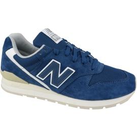 New Balance M CM996AC sapatos azul marinho marinha