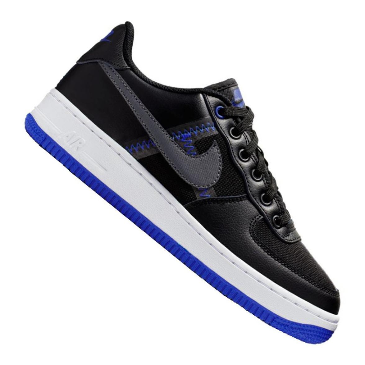 Sapatilhas Nike Air Force 1 LV8 1 Jr AV0743 002 preto
