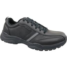 Preto Sapatos Skechers Rovato M 65419-BBK