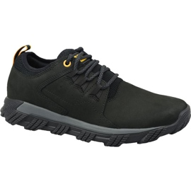 Preto Sapatos Caterpillar Electroplate Leather M P723551
