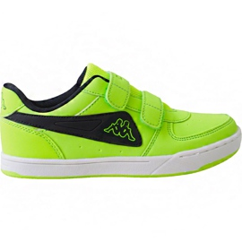 Verde Sapatilha Kappa Trooper Light Ice Kids 260575K 3011