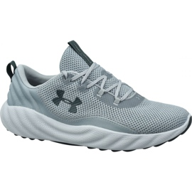 Cinza Sapatilhas Under Armour Charged Will M 3022038-103