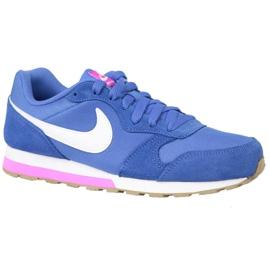 Azul Sapatilhas Nike Md Runner 2 Gs W 807319-404