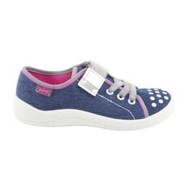 Befado sapatos infantis 251Y109 jeans