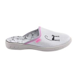 Cinza Befado chinelos sapatos infantis 707Y398