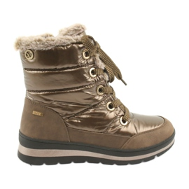 Membrana marrom botas Caprice 26221
