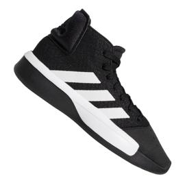 Sapatos Adidas Pro Adversary 2019 M BB7806 cinza / prata preto