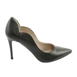 Sapatilhas Kaniowski para mulher 0226 black preto
