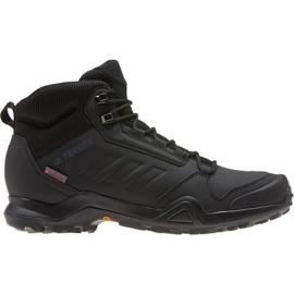 Preto Sapatos Adidas Terrex AX3 Beta Mid M G26524
