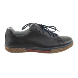 Riko 893 sapatos de desporto marinha