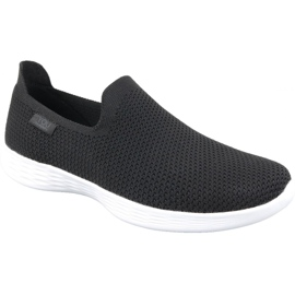 Preto Sapatilhas Skechers You Define W 14956-BKW