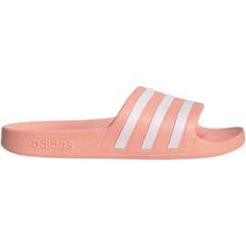Chinelos Adidas Adilette Aqua W EE7345 -de-rosa