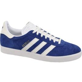 Azul Sapatos Adidas Originals Gazelle B41648