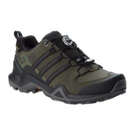 Verde Sapatos Adidas Terrex Swift R2 Gtx M