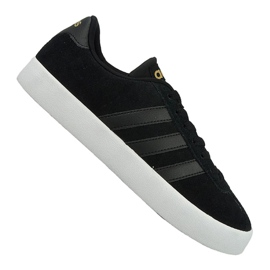 Preto Sapatos Adidas Vl Court Vulc M AW3925
