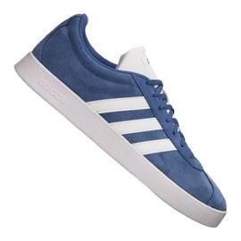 Azul Sapatos Adidas Vl Court 2.0 M DA9873