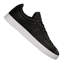 Preto Adidas sapatos Vl Court 2.0 M DA9885