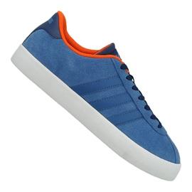 Azul Sapatilhas Adidas Vl Court Vulc M AW3963