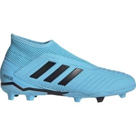 Chuteiras de futebol Adidas Predator 19.3 Ll Fg Jr EF9039