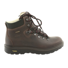 Sapatos de caminhada marrom Grisport