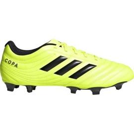 Chuteiras de futebol Adidas Copa 19.4 Fg M F35499