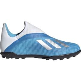 Chuteiras de futebol Adidas X 19.3 Ll Tf Jr EF9123