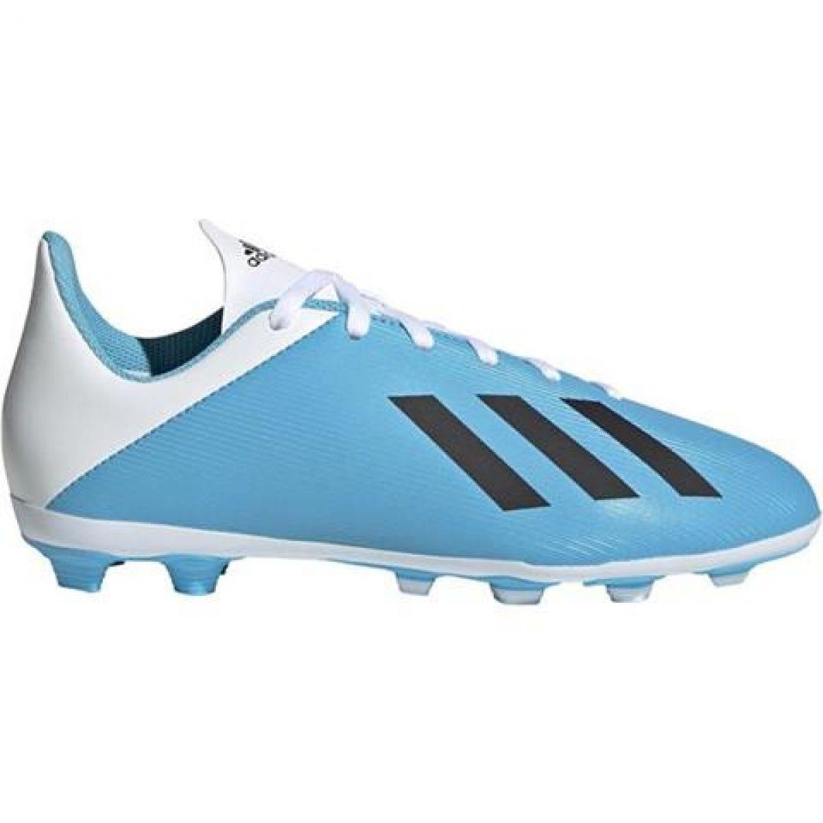 Chuteiras Futebol Adidas X 19.4 Azul