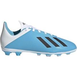 Chuteiras de futebol Adidas X 19.4 FxG Jr F35361