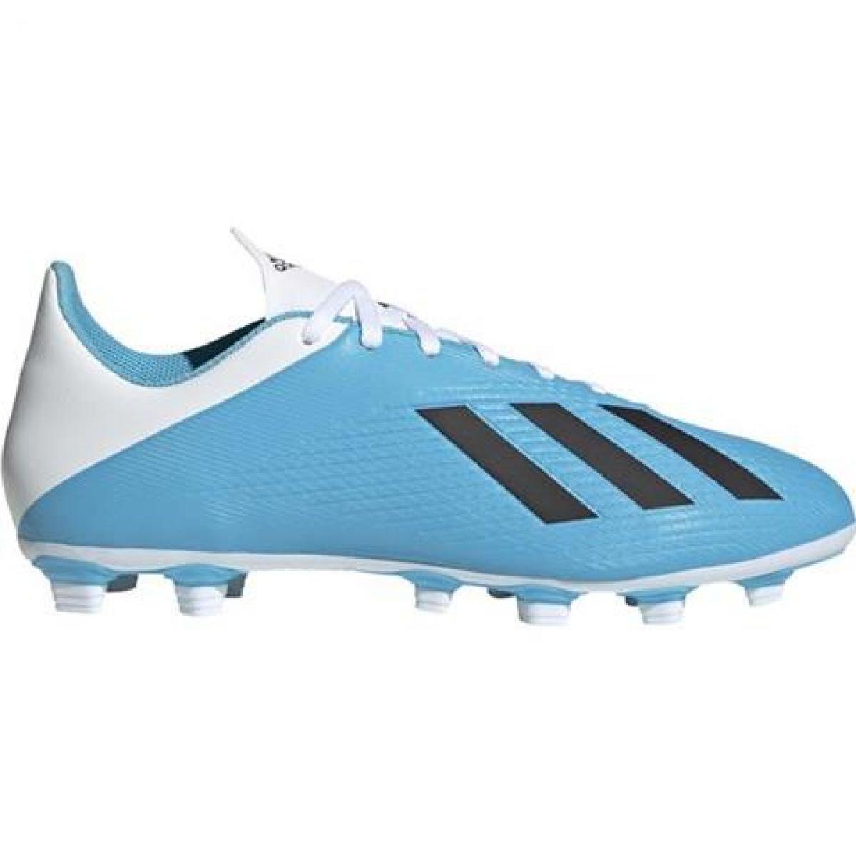 Chuteiras de futebol Adidas X 19.4 FxG M F35378 azul azul