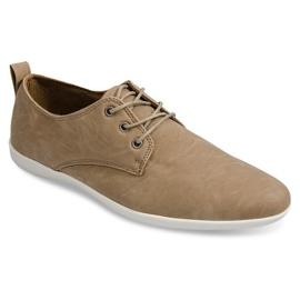 Sapatos elegantes -82 Cáqui