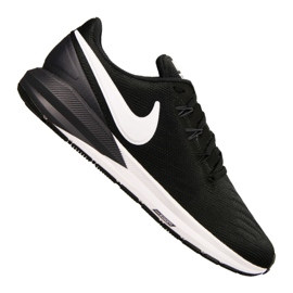 Preto Sapatilhas Nike Air Zoom Structure 22 M AA1636-002