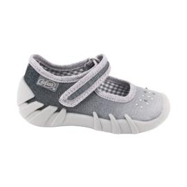 Cinza Calçado infantil Befado 109P185