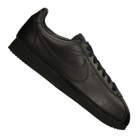 Preto Sapatos Nike Classic Leather M 749571-002