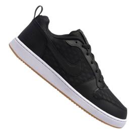 Preto Sapatilhas Nike Court Borough Low Se M 916760-003
